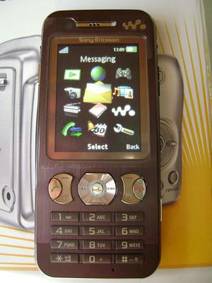 ¿El sucesor del Sony Ericsson W880?