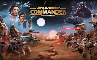 Star Wars: Commander, un nuevo juego de estratregia para la saga