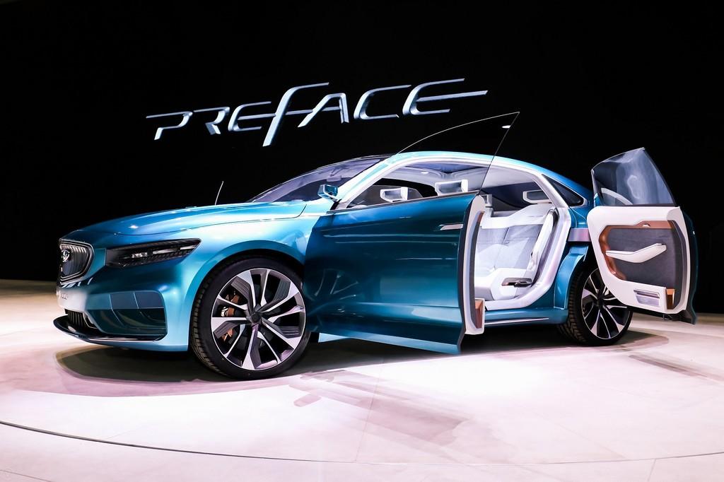 El nuevo concept de Geely comparte plataforma con Volvo y adelanta el lenguaje de diseño de sus futuros coches
