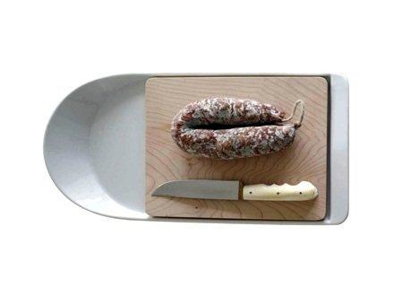 Cut&Paste, una tabla de cortar de diseño