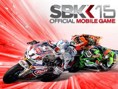 SBK15 para Android, ya disponible el nuevo juego oficial del Campeonato Mundial de Superbikes