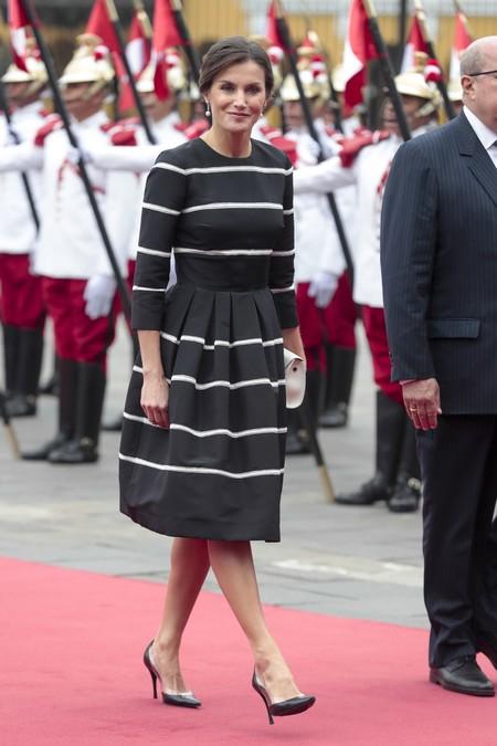 Reina Letizia Peru 2