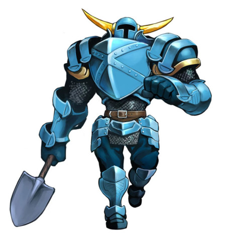 Shovel Knight Natsume