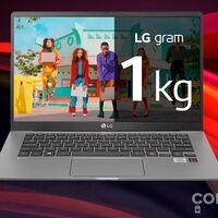 Este ligero portátil de menos de 1 Kg ahora es más barato que nunca en Amazon: LG Gram 114Z90N-VAR51B por 704 euros