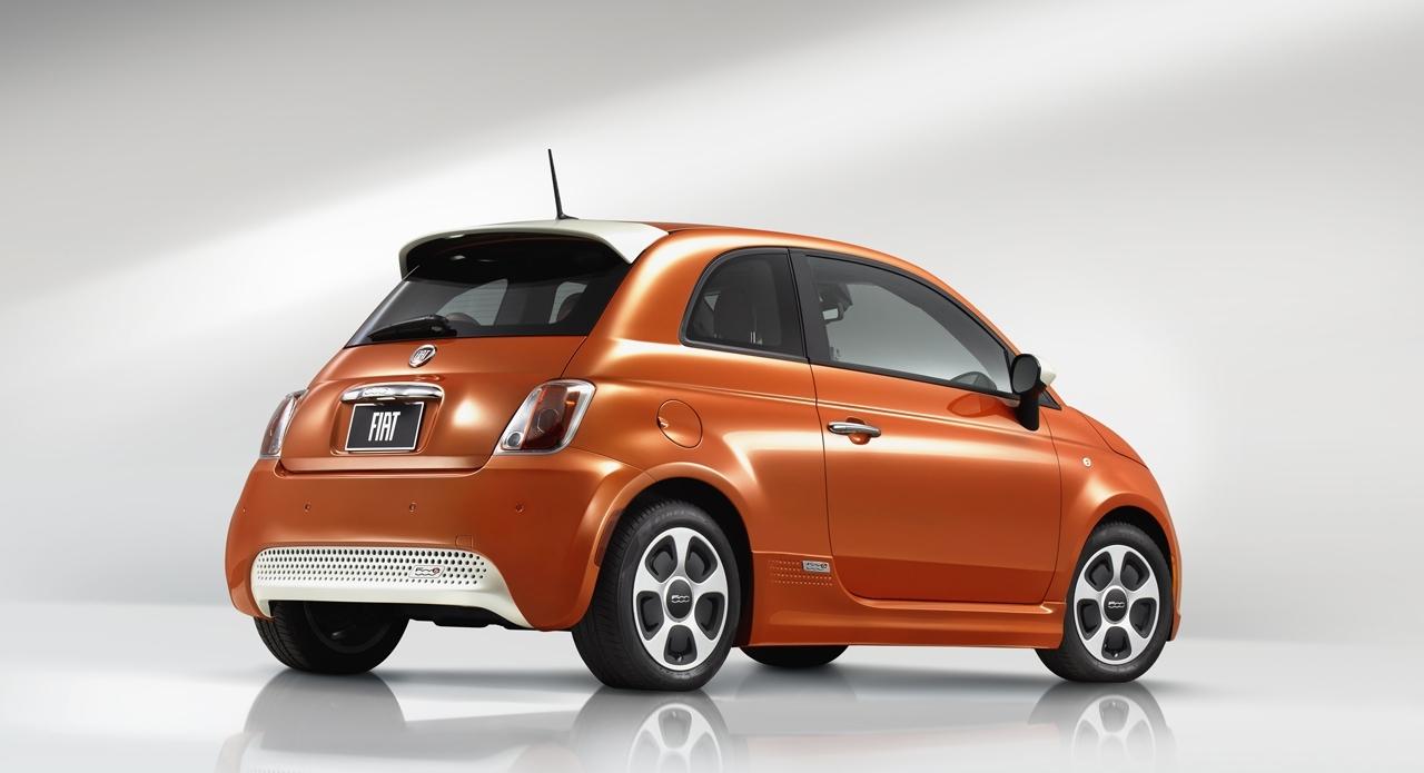 Foto de Fiat 500e (12/22)