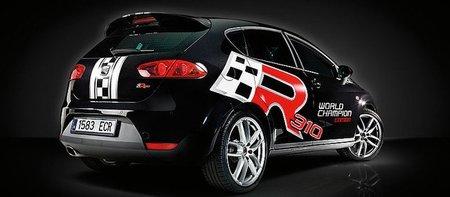 SEAT Leon Cupra R World Championship Edition