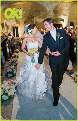 El vestido de boda de Joselyn Sánchez