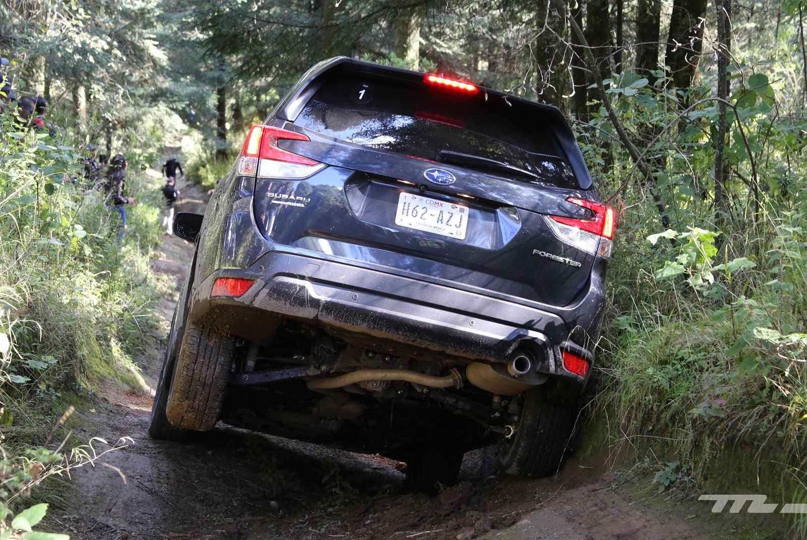Foto de Subaru Forester 2019 (lanzamiento en México) (13/25)