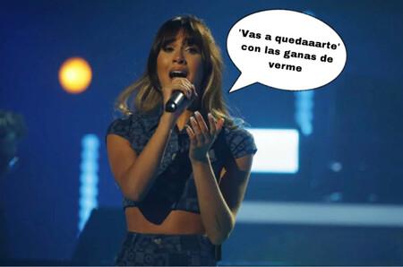 Aitana Ocaña da positivo en Coronavirus y no podrá acudir a Los 40 Music Awards