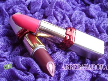 Color Riche Corazón de Colágeno de L'Oréal, el labial de las cuarentañeras