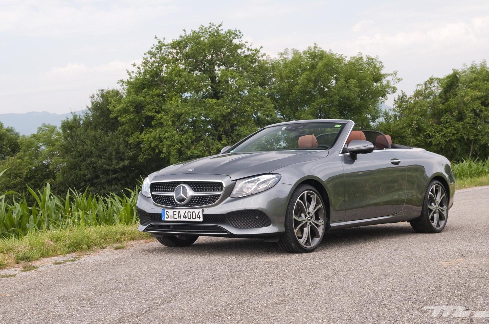 Foto de Mercedes-Benz Clase E Cabrio, toma de contacto (1/156)