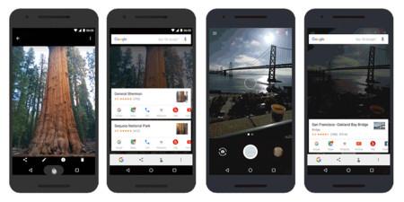 Google Now on Tap se convierte en el sucesor de Goggles: llega el reconocimiento de imágenes