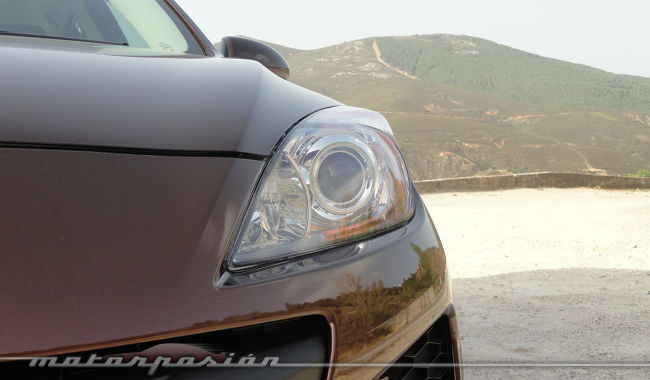Mazda3 1.6 CRTD 115 cv edición 2011 detalle