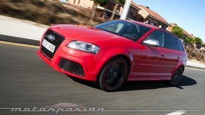 """Audi fabricará 250 RS3 Sportback """"extra"""" para el mercado británico"""