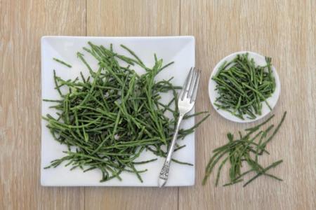 ¿Qué es la salicornia? Un supervegetal ideal para deportistas