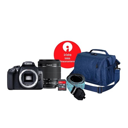 Pack Eos1300d 2