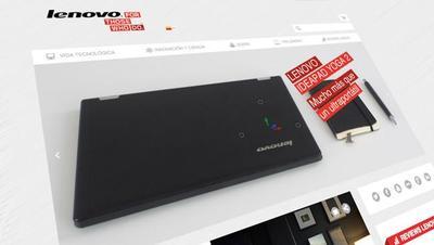 Blog de Lenovo, os invitamos a conocer el nuevo proyecto de empresas en el que colabora Weblogs SL