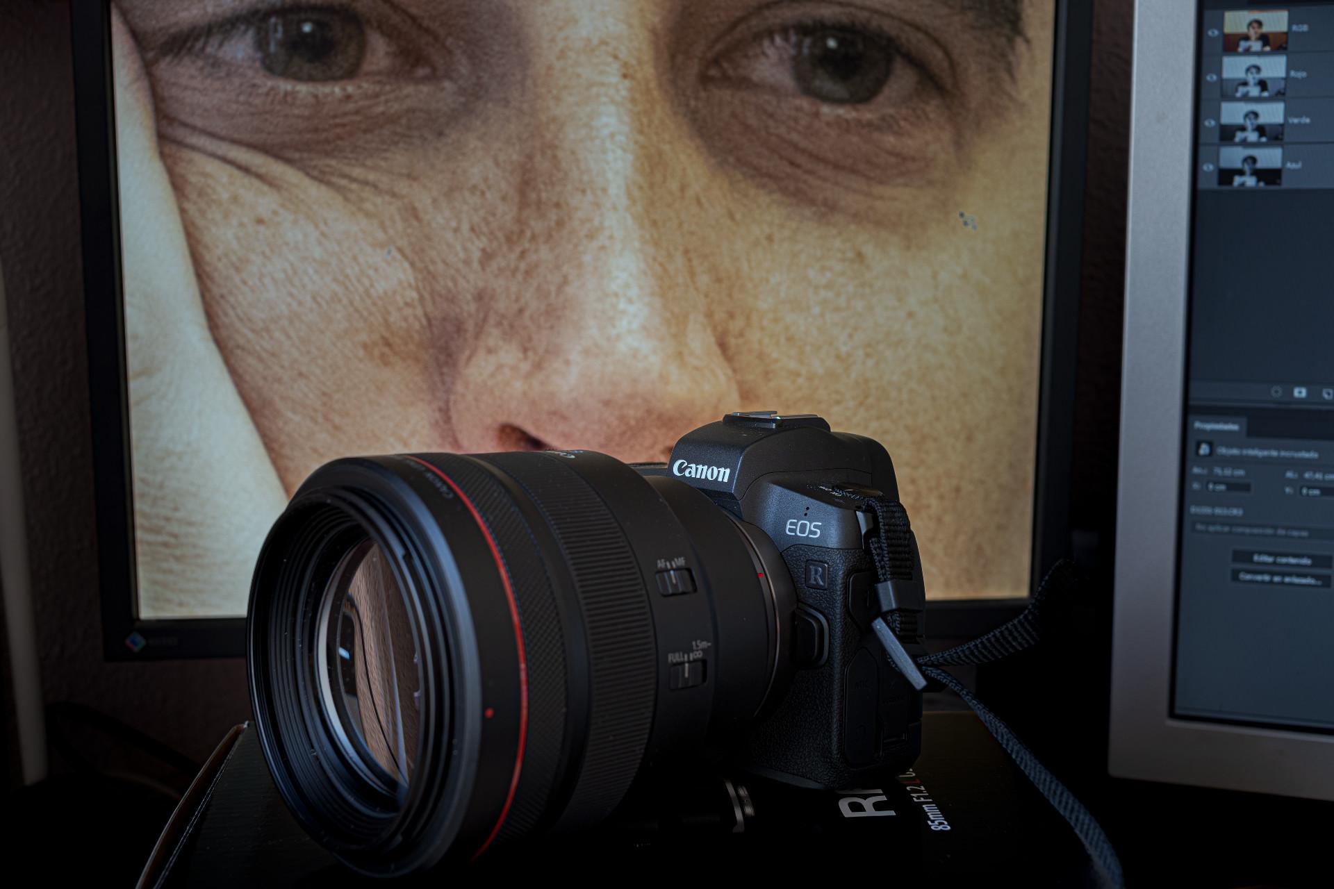 Foto de Canon RF 85mm F1.2L USM (3/15)