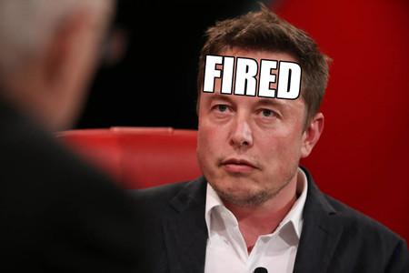 Elon Musk, despedido a patadas por intentar sacar Elonpasión a bolsa