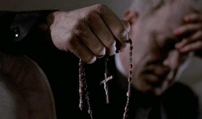 El padre Merrin de 'El exorcista'