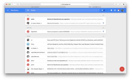 Cómo hacer uso de Inbox by Gmail desde Safari