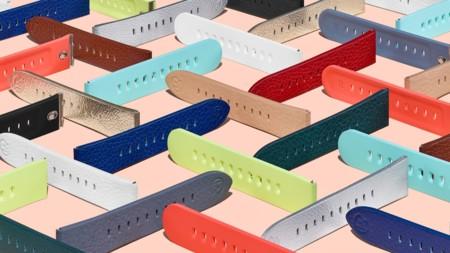 Los relojes Android Wear ahora son más personalizables gracias a las nuevas correas de Google