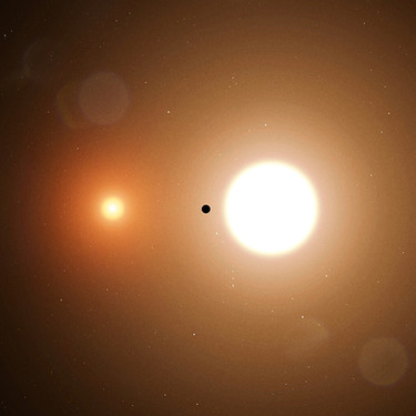 Un adolescente descubre un nuevo planeta con dos soles mientras hacía una pasantía en la NASA