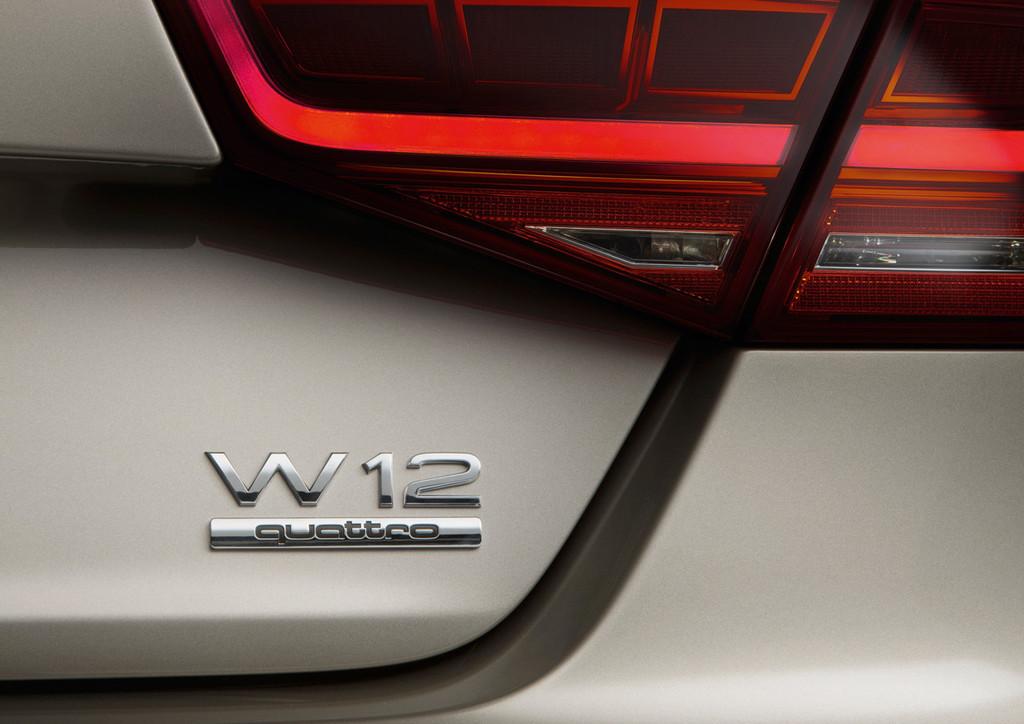 Audi A8 L W12 Quattro 12 31
