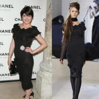 Selma Blair, la primera en llevar un vestido Chanel pre-fall