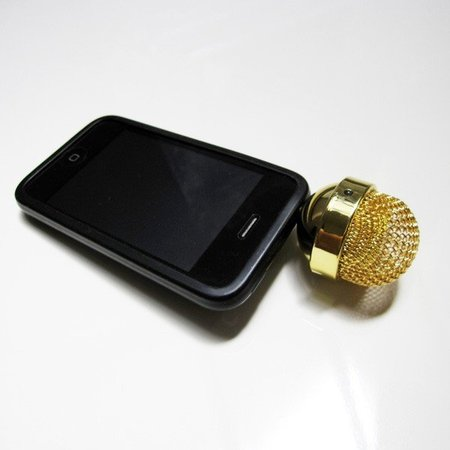 microfono iphone