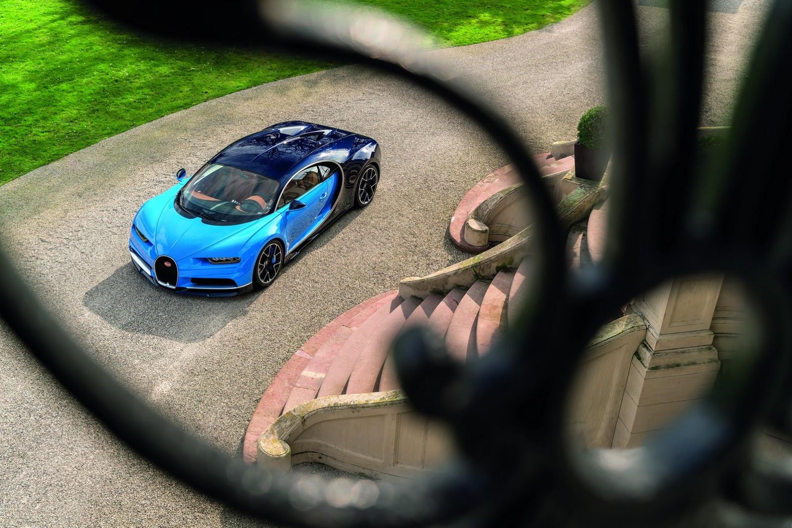 Foto de Bugatti Chiron (33/77)