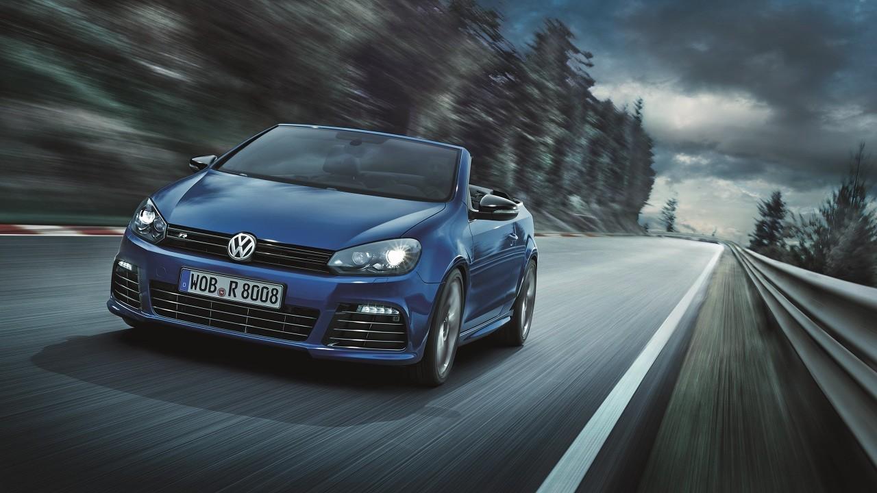 Foto de Volkswagen Golf R Cabriolet (4/5)