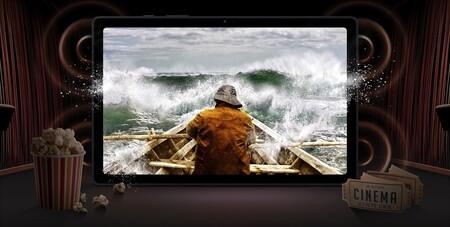 La Galaxy Tab A7 de Samsung es perfecta para ver cine y series este verano: llévate esta tablet por 40 euros menos con este cuponazo