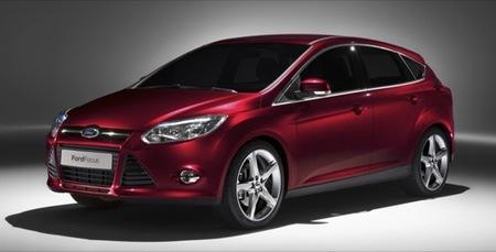 Ford Focus 2012, a la venta a principios de 2011