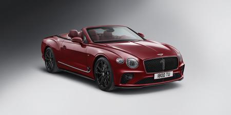 Bentley Continental GT Convertible Number 1 Edition: la última joya en conmemorar el centenario de la firma