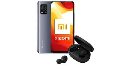 El pack de lanzamiento del Xiaomi Mi 10 Lite con los Mi True Wireless Earbuds S baja todavía más de precio: 344,99 euros en Amazon