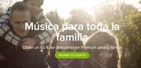 Spotify familiar, interesante opción de ganar usuarios premium