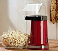 Máquina para hacer palomitas de maíz naturales en tu casa