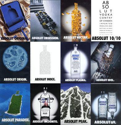 Absolut: una campaña creativa que sí funcionó