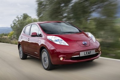 Los españoles son los que más kilómetros hacen con su Nissan LEAF