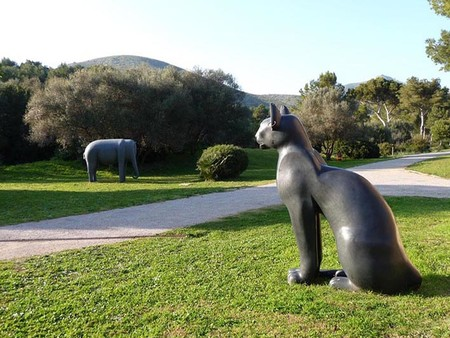 Jardines Museu Sa Bassa Blanca