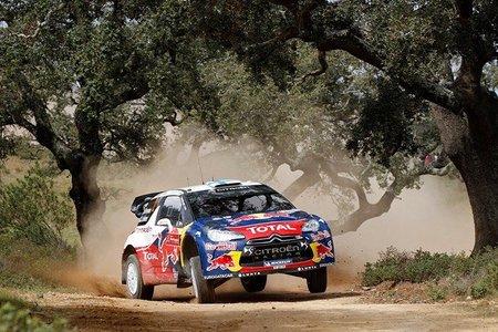 Rally de Portugal 2012: victoria para Mikko Hirvonen, Power Stage para Dani Sordo