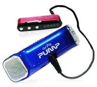 Airpie-Pump: altavoces pequeños para tu reproductor