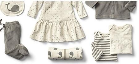 Descubre la colección de Gap para bebés con ropa 100 % de algodón orgánico