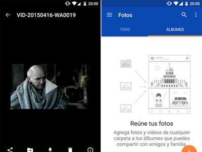 OneDrive 3.0 para Android, ahora con streaming de vídeos, agregar fotos en álbumes y más
