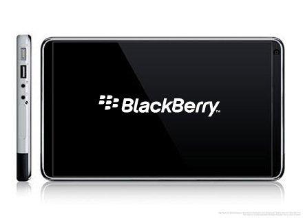 BlackBerry tablet: no tendrá conectividad 3G y su pantalla será de 8.9 pulgadas