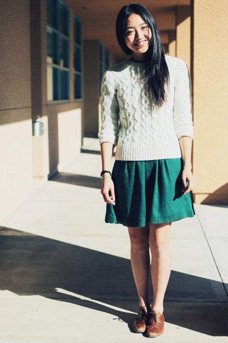 Nicole Moda en la calle