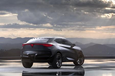Cupra Tavascan Concept 6