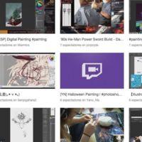 Twitch echa el guante a los artistas para adelantarse a YouTube Gaming con su nuevo canal Creative