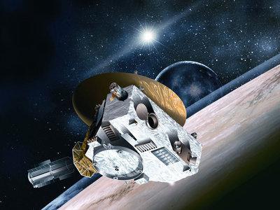 New Horizons le ha arrebatado el récord de la foto tomada desde el lugar más alejado de la Tierra a Voyager 1
